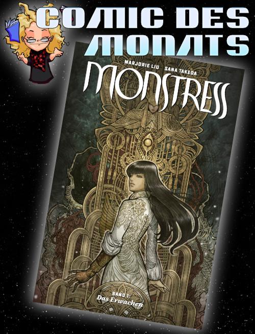 Cross Cult Monstress 1